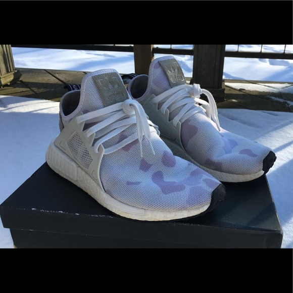 2a9219a3f adidas Other - Adidas NMD XR1 Sneaker Size 12 Duck Camo White Box